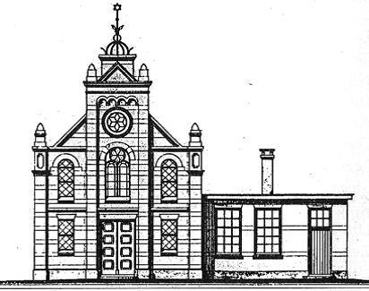 Synagoge,Ton van Vliet, Jacob Spier, Maurits Berendsen
