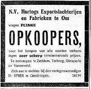 Ton van Vliet, Jacob Spier, Maurits Berendsen