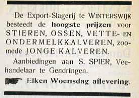 Ton van Vliet, Jacob Spier